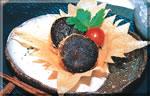 柚子みそ風味の椎茸里子ちゃん揚げ